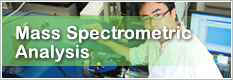Mass Spectrometric Analysis