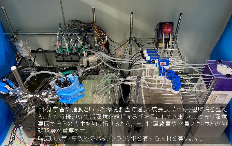 環境要因解析研究室